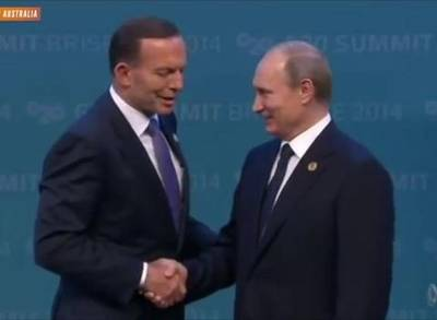 News video: Putin Gets G20 Scolding as Ukraine Cuts Services in East